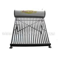Non pressure thermosiphon tubular solar water heater Manufactures
