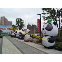 Quality inflatable panda for events for sale