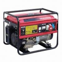 5kW Air-cooled Gasoline Generator with Chinese Engine 188F-1 Manufactures