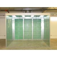 Environment paint booth with Waist lamp Manufactures