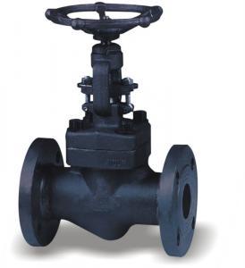 DN15 - DN50 ANSI API Seal Forged Steel Globe Valve Socket - Welding Pressure Manufactures