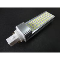 10W PLC High Lumen 100LM G24 LED Lamp , High Power G24 Lamp With Various Base Manufactures