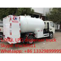 Quality China leading lpg gas delivery truck manufacturer for sale, factory sale best for sale