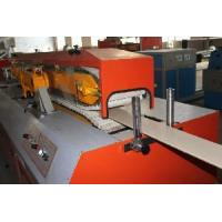 Buy cheap PVC WPC Wood Plastic Foam Profile Extrusion Line/Production Machine from wholesalers