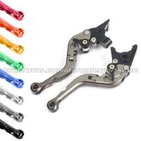 Custom Aluminum Alloy Motorcycle Clutch And Brake Levers For Triumph Parts Manufactures