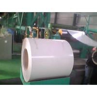 Galvalume Prepainted Steel Coil , Hot Dipped Galvanized Steel Coils 0.14 X 914 Mm Manufactures
