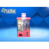Gift Scratch Crane Claw Vending Game Machine for Movie theater Manufactures