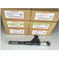 Diesel Engine Injector / Diesel Truck Injectors For SINOTRUK HOWO A7 VG1246080051 Manufactures