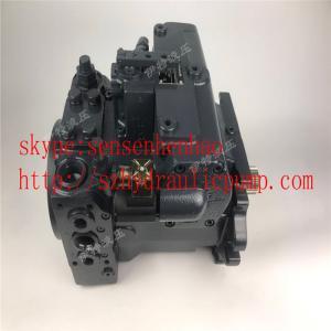 Rexroth a4vg hydraulic pump for WA320-6 loader hydraulic pump Manufactures