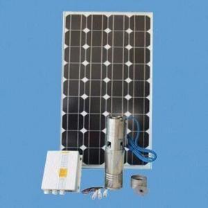 Solar-powered Pump System, Excellent Serviceability Manufactures