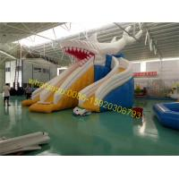 giant shark slide water Manufactures