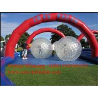 Zorb Ball Race Track Zorb Racer Manufactures
