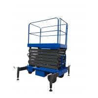 Quality 3Kw with 450Kg loading  reaching height 12m Motorized  Scissor Lift for sale