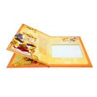 Professional Custom Photo Book Printing With Die-cut Window / Hot-Stamp Manufactures