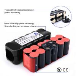 Quality Melasta High Capacity 4600mAh 14.4v NI-MH Vacuum battery for iRobot Roomba R3 500 600 700 800 Series 510 530 531 532 620 for sale