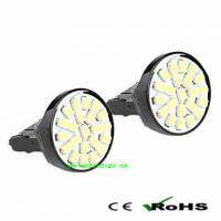 Buy cheap T20 LED SMD Auto DRL Head Light white 1206smd 22 LED FOG LIGHT CAR from wholesalers