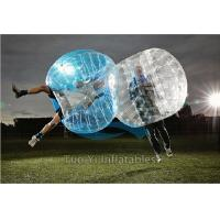 Adult Human Inflatable Bumper Bubble Balls Transparent With 12 Months Warrenty Manufactures