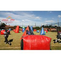 2015 New Inflatable Paintball Bunkers/ Sport Game Inflatable Paintball Manufactures