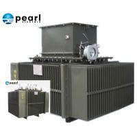 Stable Operation Oil Immersed Distribution Transformer 20 KV - 3500 KVA