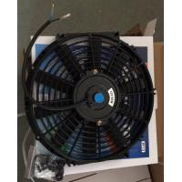 12 Volt Universal Radiator Cooling Fan , 10 Inch High Performance Radiator Fans Manufactures