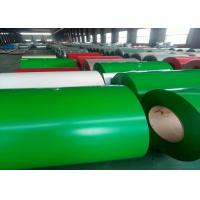 Quality Corrugated Galvanized Steel Sheet , Painting Galvanized Steel Roofing for sale