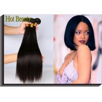 100% Virgin Human Hair 5A Virgin Brazilian Hair Extensions Straight Manufactures