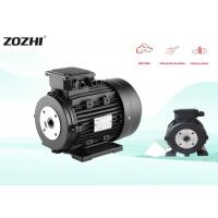Waterproof Hollow Shaft Motor , Aluminum 3 Phase Electric Motor B3 Foot 1400rpm Manufactures