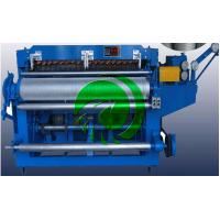 Buy cheap electric welded wire mesh machine,  high efficiency welding fence machine from wholesalers