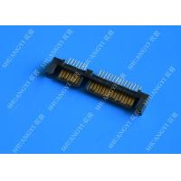 Serial Attached SCSI SAS HDD Connector Rectangular SATA Board To Wire Connectors Manufactures