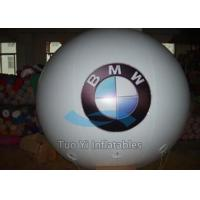Durable Auto Show Branding Balloons , Attractive Big Advertising Helium Balloons Manufactures