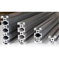 6063 - T6 Industrial Aluminium Profile For Assembly Stage / Assembly Line Manufactures