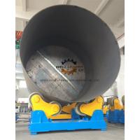 Self Adjustment Pipe Welding Rotator With  PU Wheels 80 Ton Loading Capaicty Manufactures