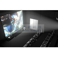 Popular Large 4D 9D XD Theater with lighting / vibration simulator for amusement Manufactures