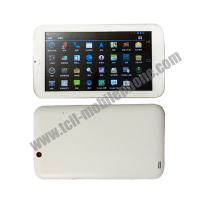 White 7 Inch Touchpad Tablet PC High Screen Resolution With 1.2GHz Dual Core Amaway A725 Manufactures