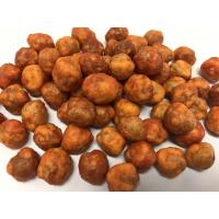Hot Sriracha Corn Strach Coated Roasted Chickpeas Snack With Halal Certifaicte Manufactures