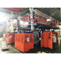 10L Plastic Bottle Blow Molding Machine 10 Liter Inclined Neck Jerry Can Extrusion Manufactures