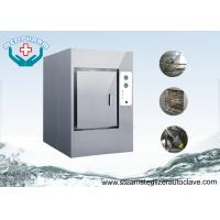 Automatic Hinged Door Lab Sterilizer Machine Autoclave With Pre Heating Program Manufactures