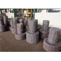 Big Size Forged Steel Parts With Compliete Machining And Heat Treatment Manufactures