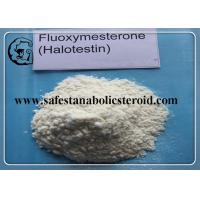Quality Cutting Cycle Steroids Pharmaceuticals API Fluoxymesterone Halotestin Powder CAS 76-43-7 for sale