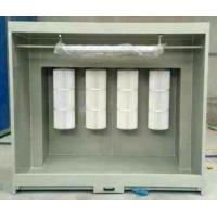 China High quality New Brand HY-PB1200 Hot-sale Manual Powder Coating Booth on sale