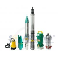 80W 120W Solarland Water Solar Submersible Pump System for Pond Fountain Manufactures
