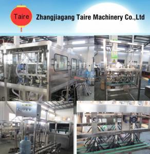 5 gallon filling machine line Manufactures