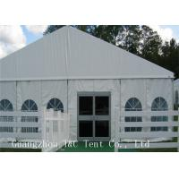 European Style Outdoor Party Tents Of Festival Celebration With Hot Dipped Galvanized Steel Manufactures