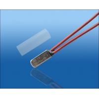 plastic shell 3135 AWG 18 snap action bimetal thermal switch for AC brushless motor and pump Manufactures
