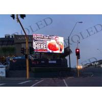 DIP / SMD Rgb Led Display Board , Large Outdoor Led Display Screens Long Life Span Manufactures