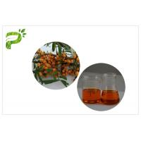 Pure Seabuckthorn Fruit Seed Oil for Heart Diseases Dietary Supplement Manufactures
