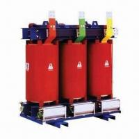 Quality Epoxy Resin Dry-type Power Transformer, Excellent Thermal Stability, High Reliability for sale