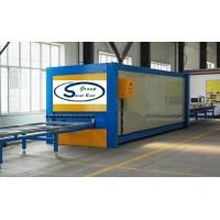 High Power 3D Sublimation Machine for Steel Wood Grain Transfer Printing Equipment Manufactures