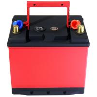 High Performance LifeP04 46B24L/RS Lithium Iron Phosphate Car Battery Discharging 65Ah CCA 1200A Manufactures