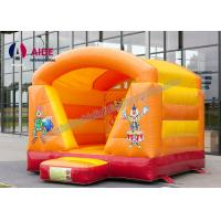Blow Up Toys Durable Jumping Castle Bouncer , Commercial Playground Equipment Manufactures